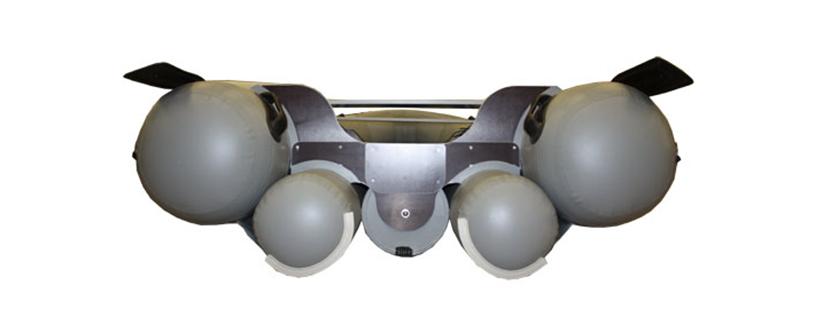 транцевые колеса на фрегат 350 fm