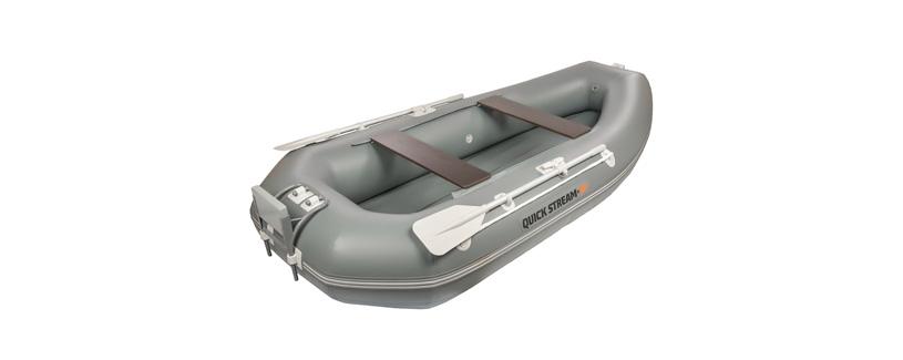 Лодка пвх квик стрим 270