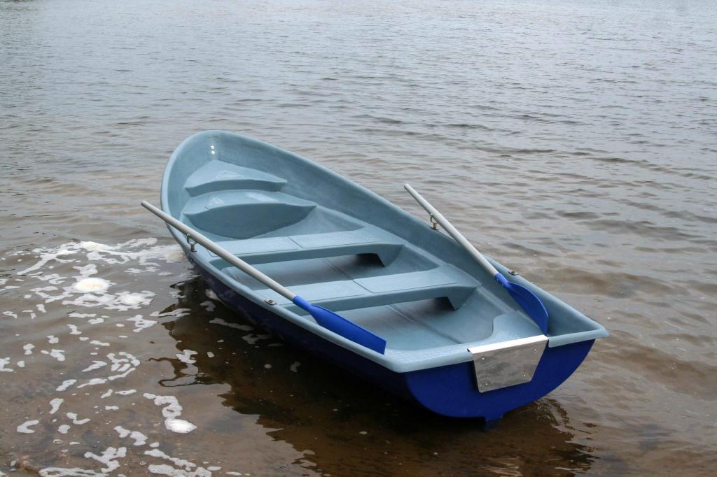 Волжанка лодка пластиковая