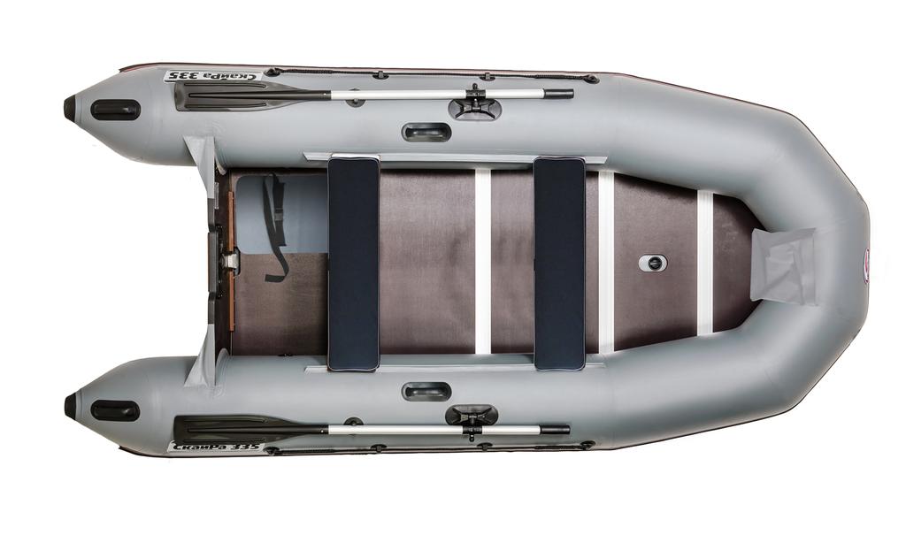 наши лодки скайра 335